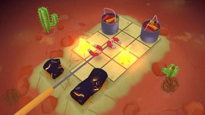 Screenshot 4 Campfire Cooking