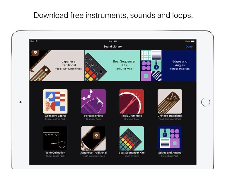 iPad Snímek obrazovky 2