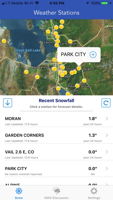 download Snow Report & Forecast apps 3