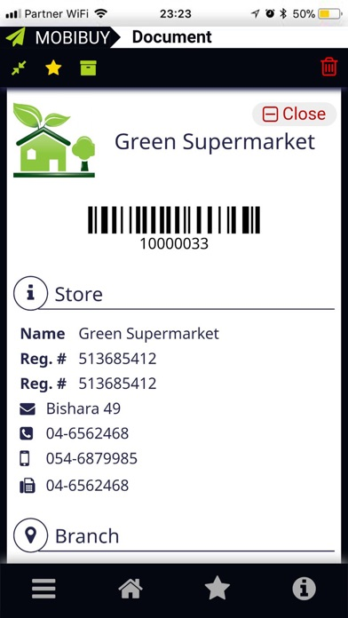 Mobibuy Receipt screenshot 4