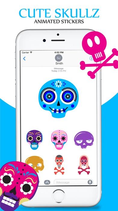 Animated Skulls screenshot 2