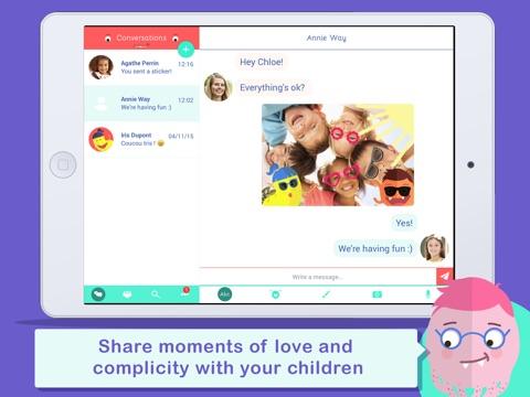 Monster Messenger screenshot 1