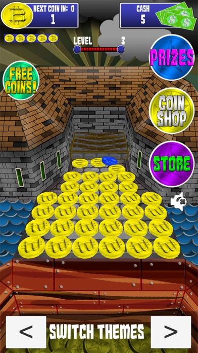Bitcoin Game Billionaire Miner Screenshot on iOS