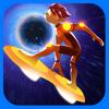 Scott Veronie - Black Hole Surfer  artwork