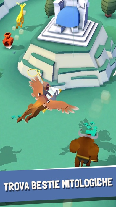 Screenshot of Rodeo Stampede: Sky Zoo Safari4