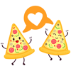 Pizza sticker pack I Love Pizza stickers Wiki
