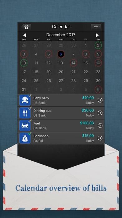 download Bills Monitor Pro apps 3