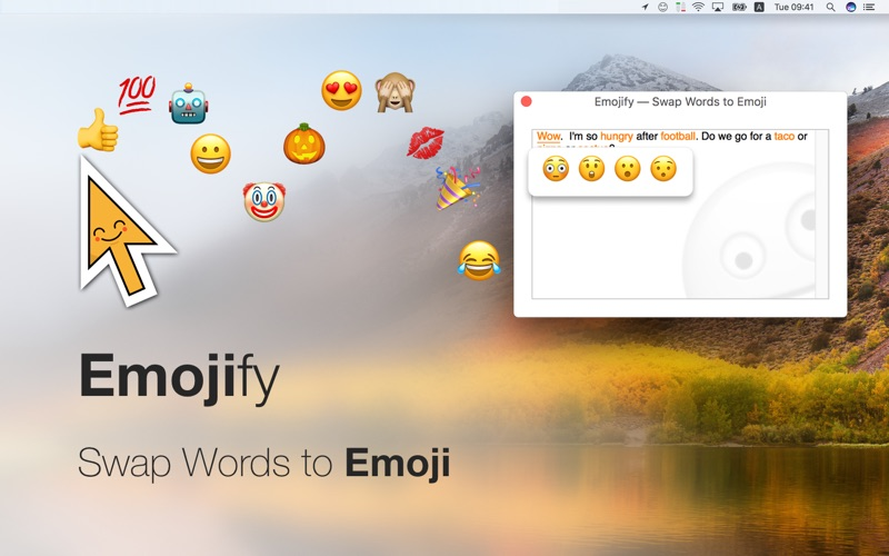 Emojify Screenshot - 1
