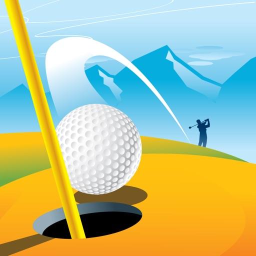 Dune Golf - Mini Retro Game