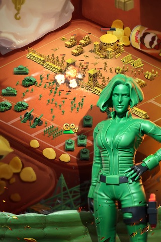 Army Men Strike screenshot 2