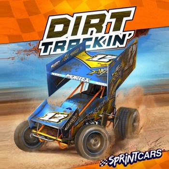Dirt Trackin Sprint cars app for iphone