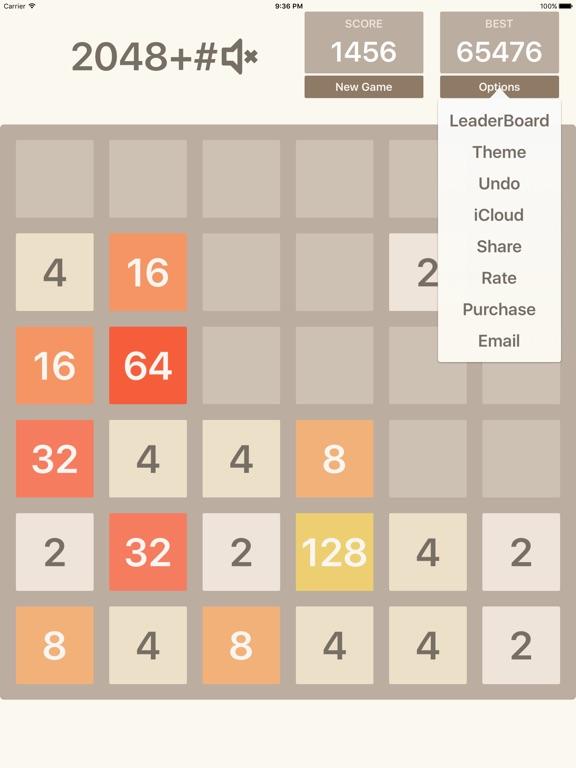 Скачать игру 2048+# - Math puzzle game