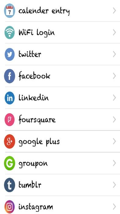 Screenshots for QRtization