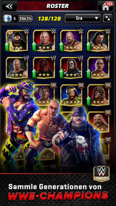 WWE Champions Kampf - RPG Screenshot