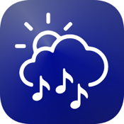 WeatherTunes - Weather based music & forecasting