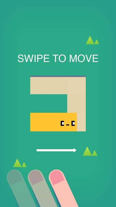 Maze Dash! Screenshot on iOS