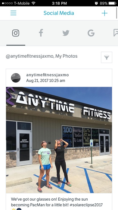 anytime fitness analysis
