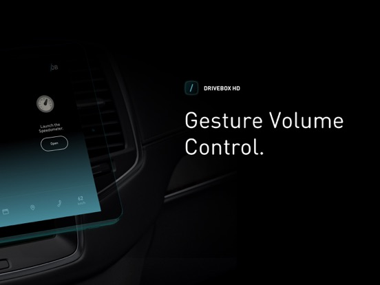 Drive Box - Car Stereo App Screenshots