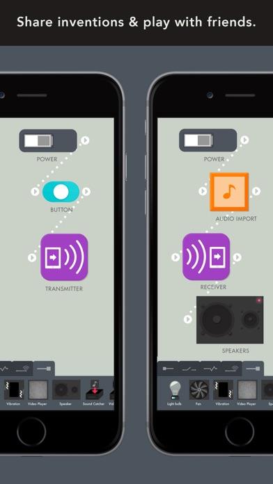 Everything Machine by Tinybop Screenshots
