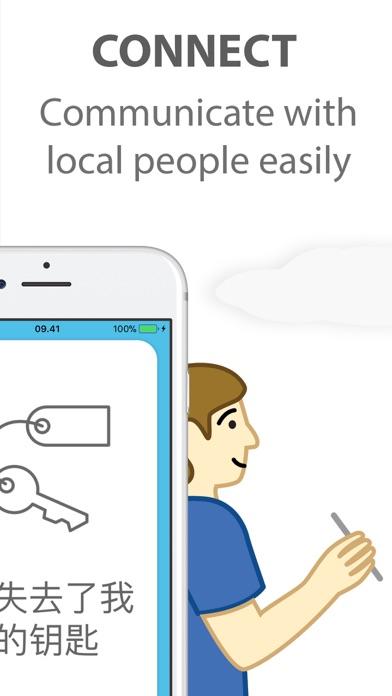 Iconia - Translator for Travel Screenshot