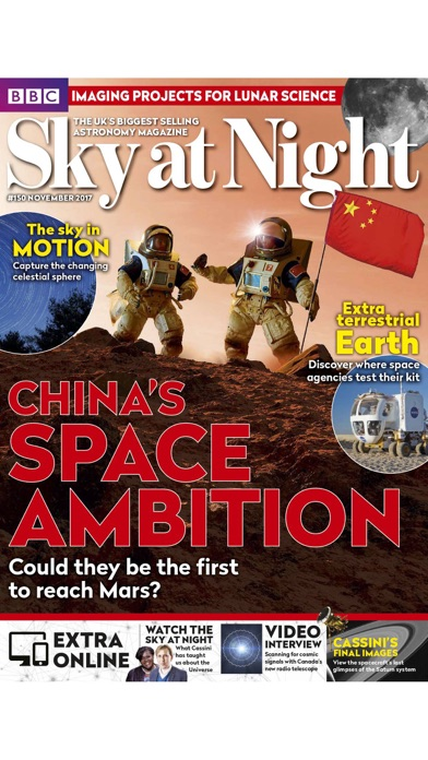 Bbc Sky At Night Magazine review screenshots