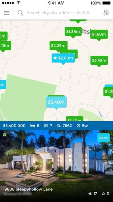Homes In Pacific Palisades screenshot 2