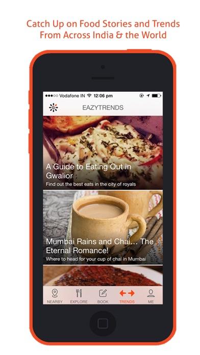EazyDiner - Table Reservations Screenshot