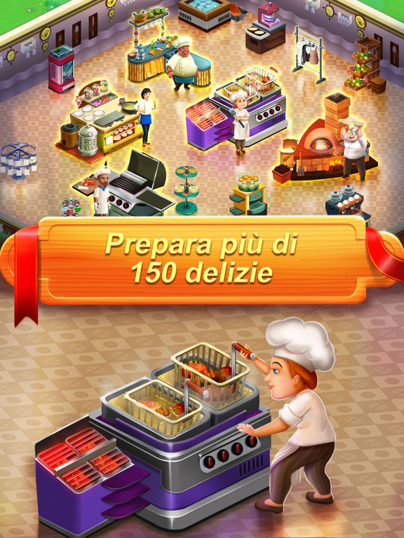 Star Chef: Gioco di Cucina Screenshot