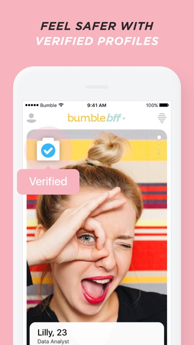 download Bumble - Meet New People apps 1