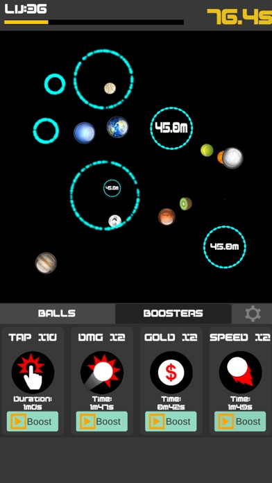 Balls Kids Game App Android