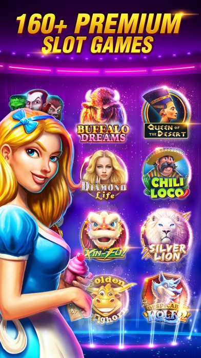 Slotomania: Vegas Slots Casino iPhone