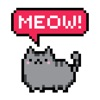 Meow | Color by number