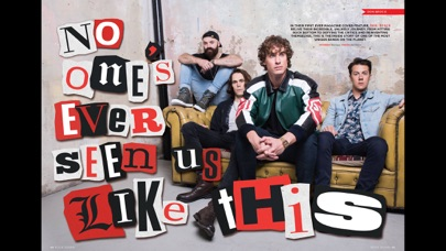 Rock Sound Magazine review screenshots