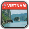 Offline Map Vietnam: City Navigator Maps