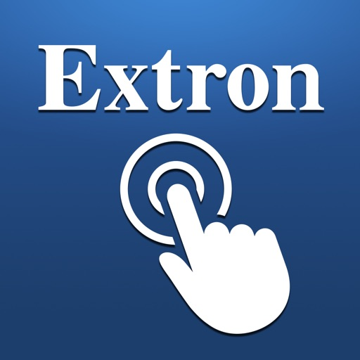 Extron Control iOS App