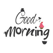 Good Morning Stickers app review