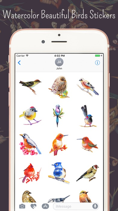 The Watercolor Birds screenshot 1