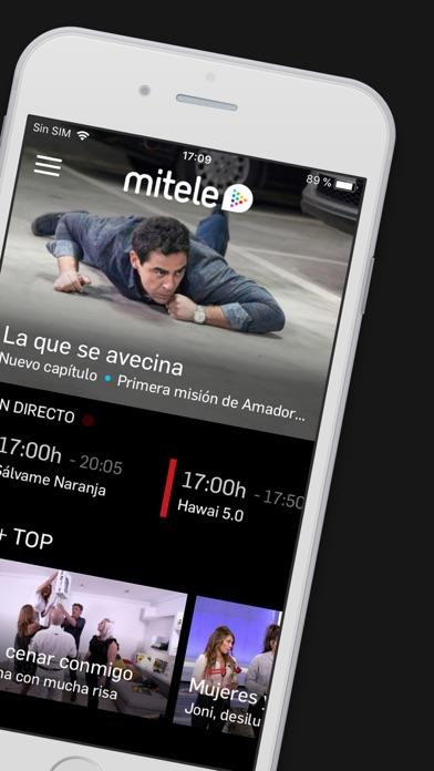 download Mitele - TV a la carta apps 1