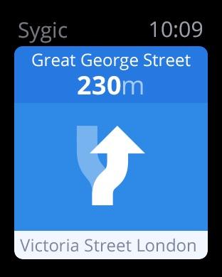 Screenshot #11 for Sygic Iraq: GPS Navigation