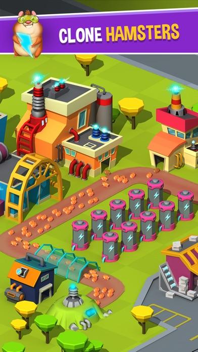 Tiny Hamster : Clicker Game screenshot 3