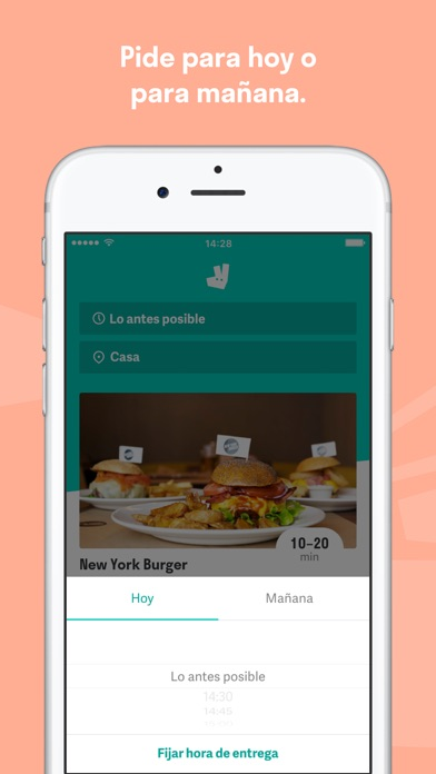 download Deliveroo apps 3