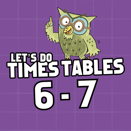 Times Tables Ages 6-7