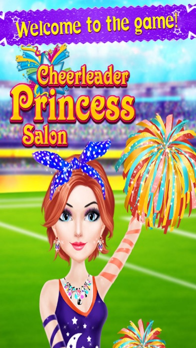 Cheer Leader Princess Salon PRO Screenshot 1