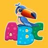 English alphabet ABC for kids