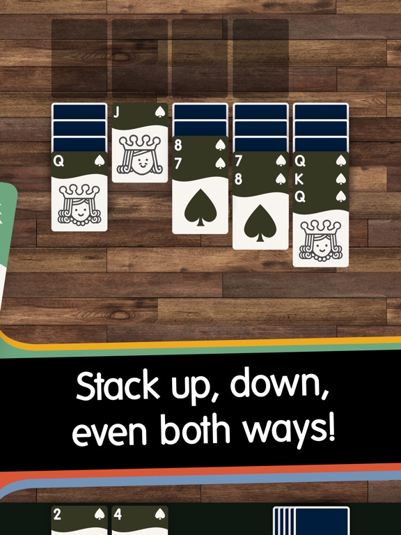 Screenshot 3 Flipflop Solitaire