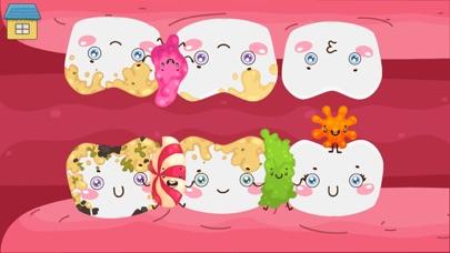 Смешные зубки! Детские игры! Скриншоты3
