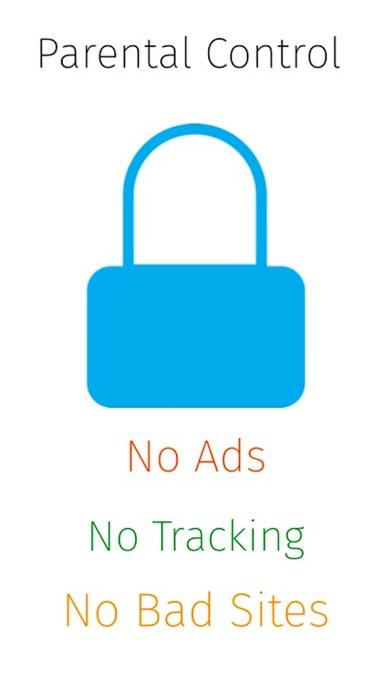 Parental Control - Make web browsing safe for kids Screenshot