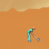 Blinkbat Games - Desert Golfing  artwork