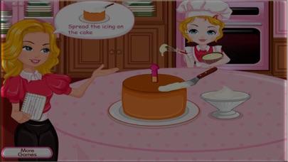 cooking games - make tasty Cake