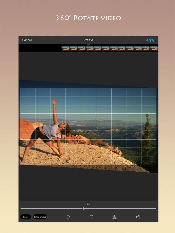 Square Video Editor Screenshots